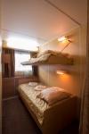 Спальня Полулюкса на средней палубе