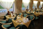 Ресторан «Волга» теплохода «Леонид Соболев»