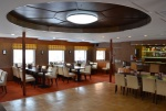 Restaurant-bar on the boat deck