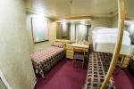 Каюта Б2 (5 палуба) с дополнительным местом