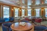 Reading room on the boat deck