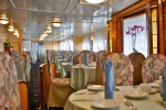 Restaurant on the main deck