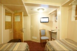 Double Suite 2B on the lower deck