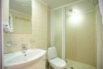 Ванная комната в каюте Л №6,7,8,9,10,11 на шлюпочной палубе