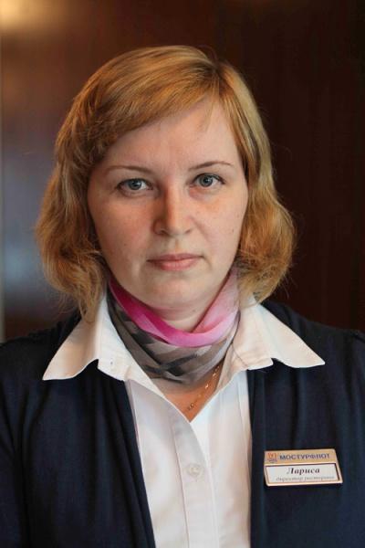 Лариса Викторовна Павлушкина