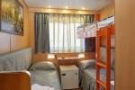 Triple cabin 1C