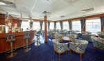 "Panorama bar ""Tsar"" on the boat deck"