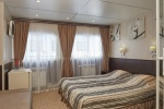 Cabin category Suite on the middle deck # 3,4,11,12