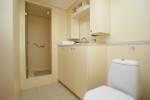 Restrooms in Suites #415, 416