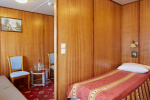 Semi-Suite 200 on the boat deck