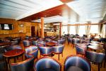 Panorama bar on the boat deck