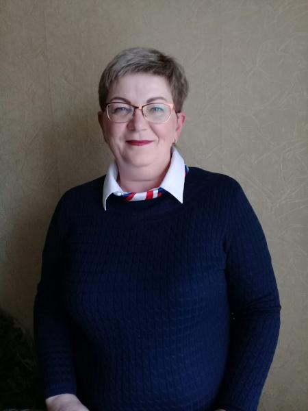 Ольга Владимировна Солнцева
