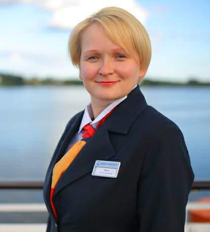 Ирина Вячеславовна Александрова