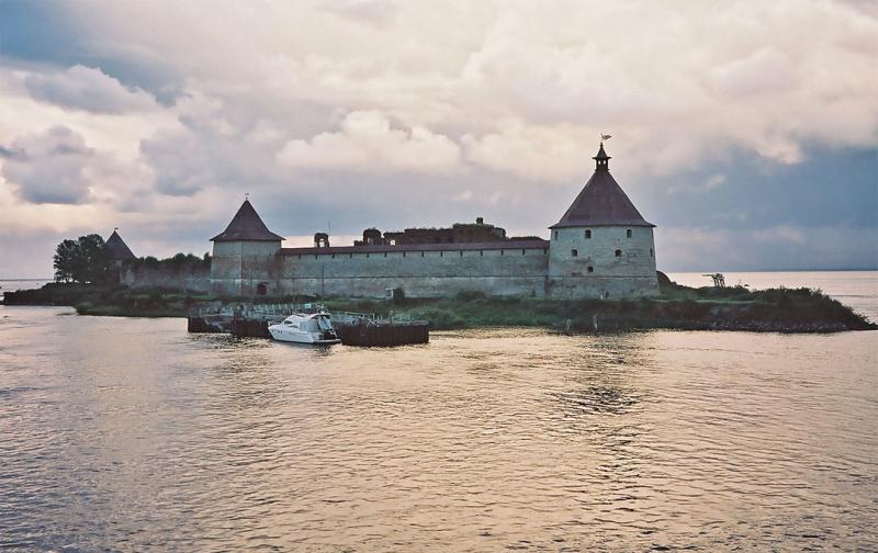 Остров Ореховый