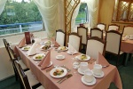 Бар-ресторан «Нева» теплохода «Леонид Соболев»