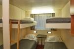 Quad cabin 1B # 352,354