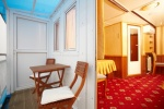Suite on the boat deck